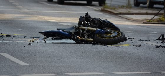 Motorcyclist cited for running red light in Naperville crash